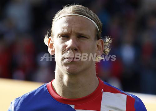 クロアチアのサッカー選手、チー...