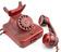 「史上最悪の破壊兵器」 ヒトラーの深紅の電話機が競売に 米