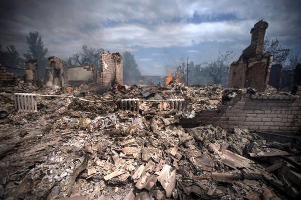 ウクライナとロシア:戦争と呼ばれない戦争