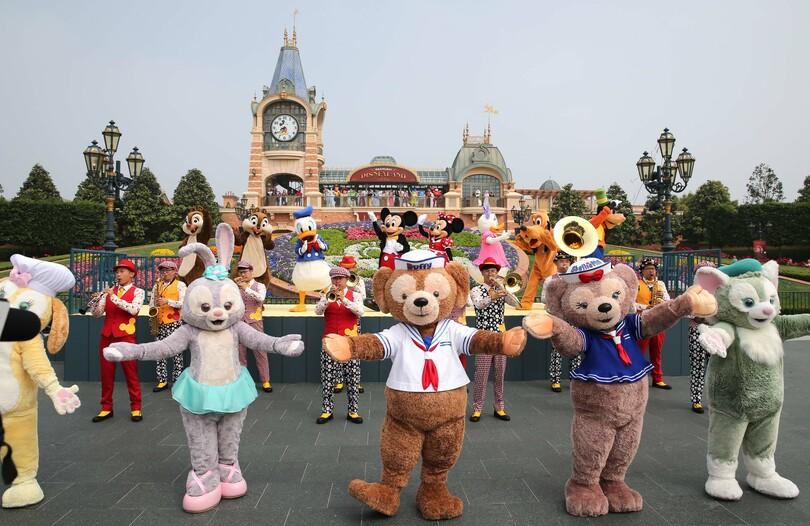 ディズニー 上海 上海ディズニーランドを完全攻略!おすすめアトラクション&人気土産など