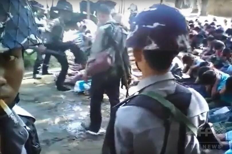 ミャンマー 迫害