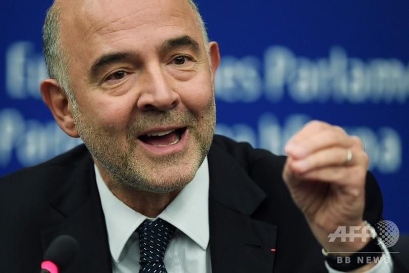 欧州委、規律違反でイタリア予算案を差し戻し 史上初