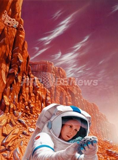 火星探査、本当に実現可能?無重力半年で体力40%低下 米研究