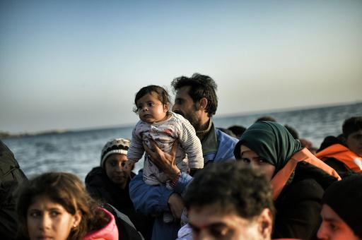 ドローンで難民を地中海遭難から救え、元難民のプロジェクト