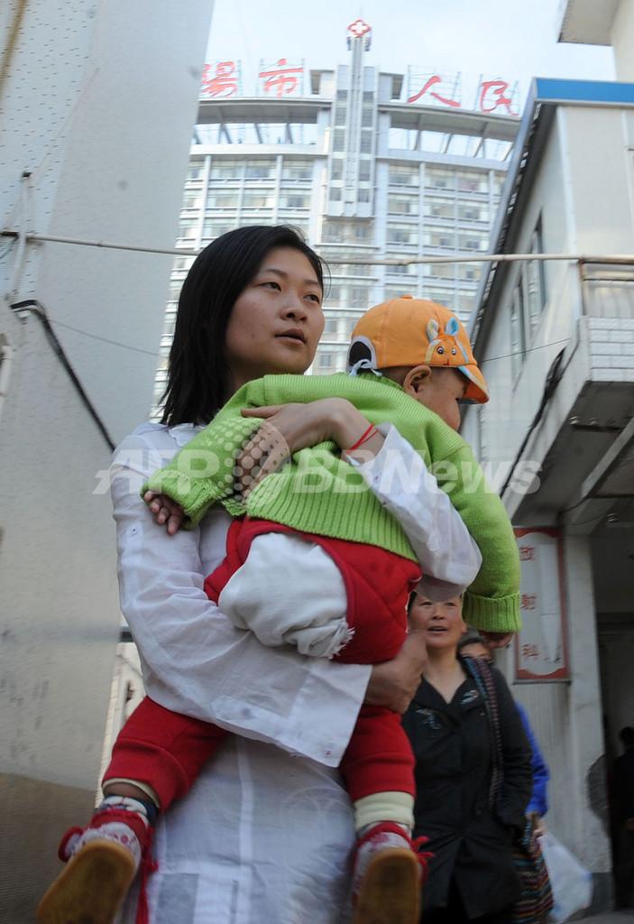 約3000人がウイルス感染、21人死亡 中国安徽省