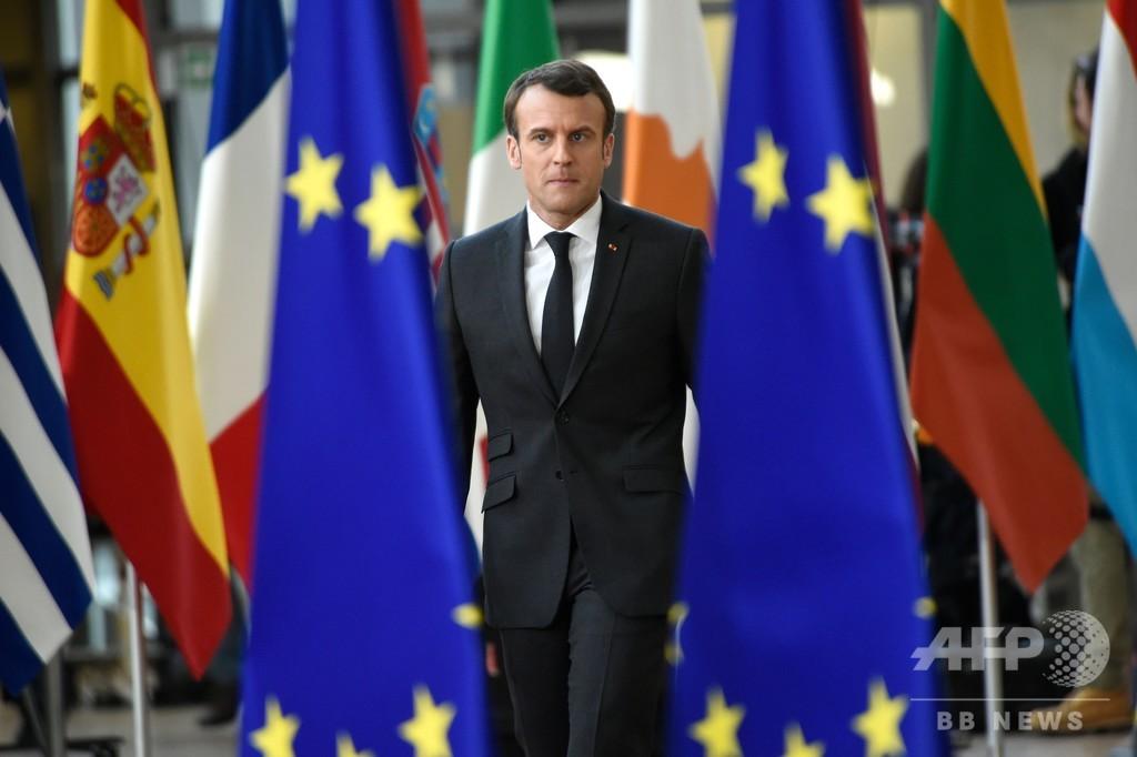 EU首脳、英に短期間の離脱延期提案へ 「合意なし」回避目指す