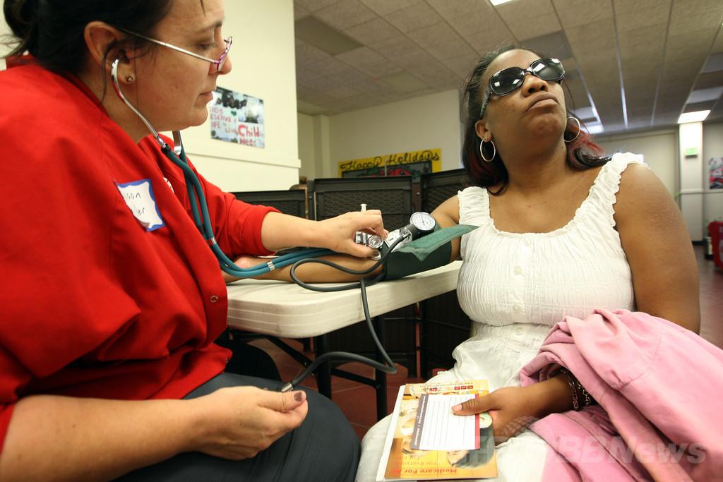 心臓発作、リスク高いのは女性 米医師