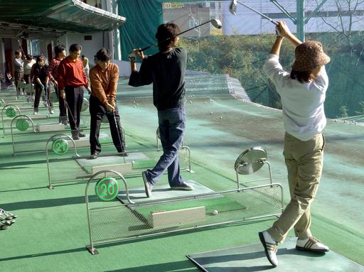 韓国国防省、勤務時間にゴルフした予備役将校を処分