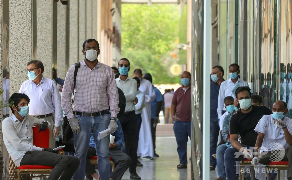 マスク不着用は最大で禁錮3年、カタールが世界一厳しい新規則施行