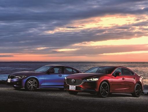 BMW 3シリーズにどこまで迫ったか? 大人のクルマを目指すマツダ