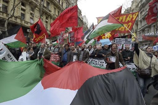 反イスラエルに染まる中南米諸国、痛みが生んだガザとの連帯