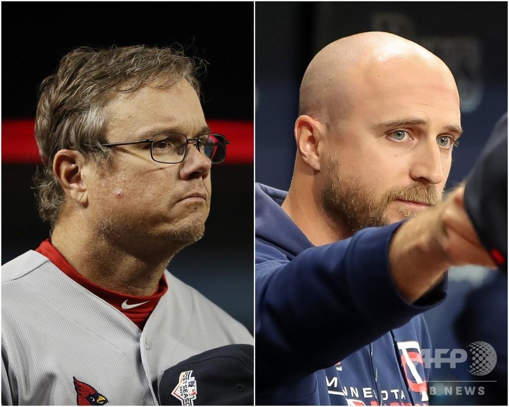 MLB最優秀監督賞 ナはシルト監督、アはバルデッリ監督