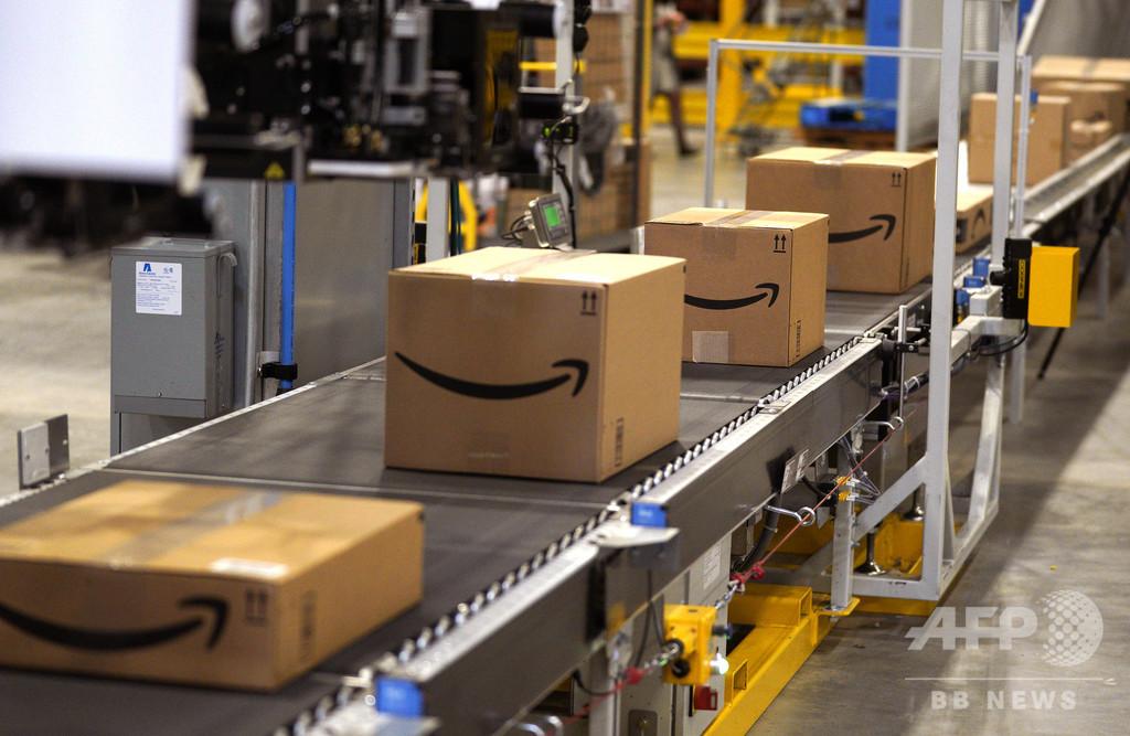 アマゾン、配送業で独立目指す従業員に支援策 約110万円支給へ