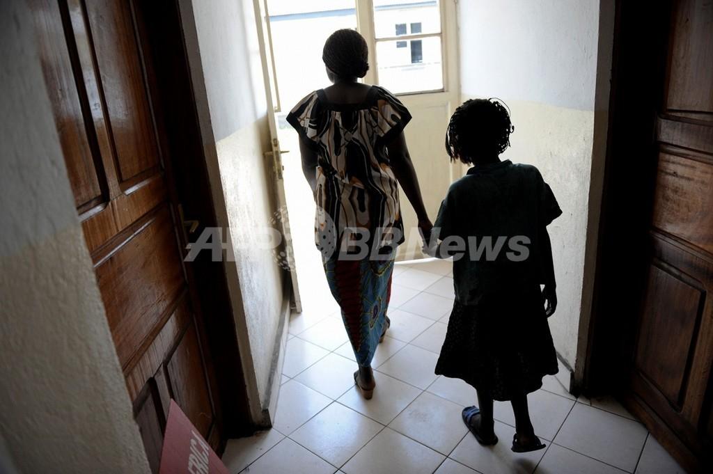 紛争地帯の性犯罪、被害者の大半は子ども 国際NGO