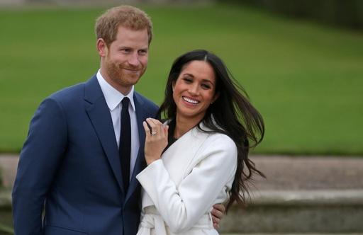 ヘンリー英王子夫妻の警護費用、カナダ人8割近くが国の負担に反対