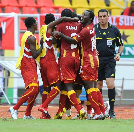 ガーナ ブルキナファソ下し準々決勝進出、アフリカ・ネイションズカップ