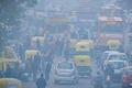 大気汚染による年間の死者550万人以上、中印で世界の55%