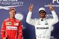 ハミルトンがPP獲得、年間優勝のかかる決勝へ 米国GP