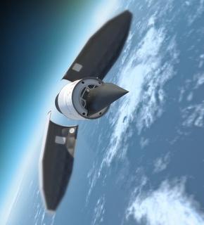 極超音速兵器「AHW」の試験失敗、直後に自爆措置 米国防総省