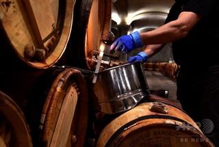 ロゼワイン、フランスで大量の偽装発覚 ボトル1000万本分がスペイン産
