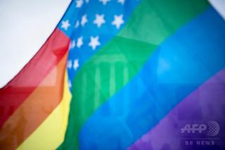 米著名弁護士、NY公園で抗議の焼身自殺 同性婚合法化に尽力