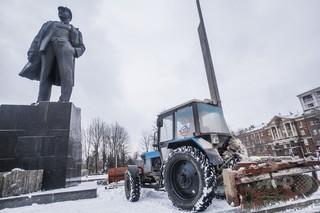 ウクライナ、寒波による死者40人に