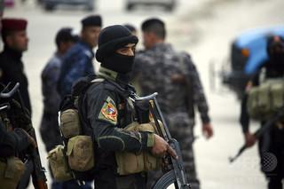 買い物客でにぎわう繁華街で爆弾攻撃、ISが犯行声明 イラク首都
