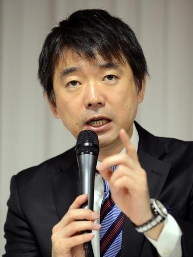 慰安婦発言は「言語道断」と米報道官、橋下氏は反論ツイート