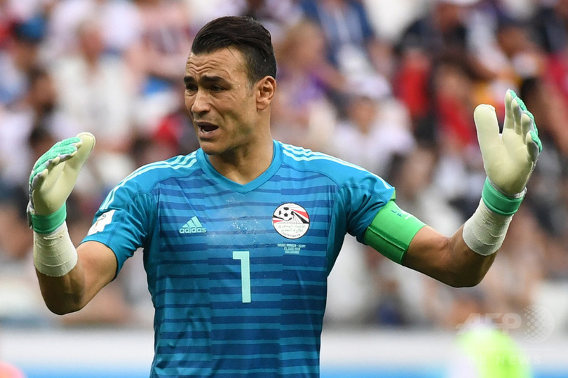 GKが大会史上最年長出場果たしたエジプト、サウジアラビアに逆転負け