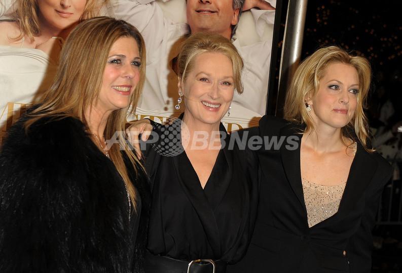 メリル・ストリープ主演のロマコメ、NYでプレミア上映