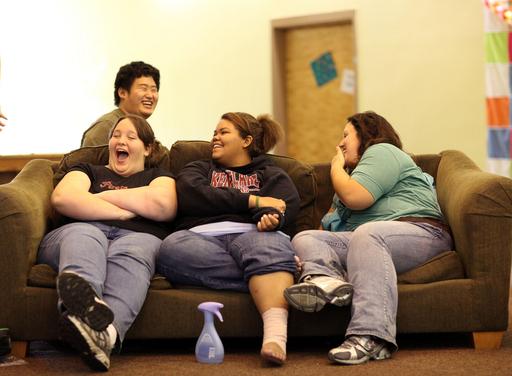 米国の子ども、超肥満が低年齢化