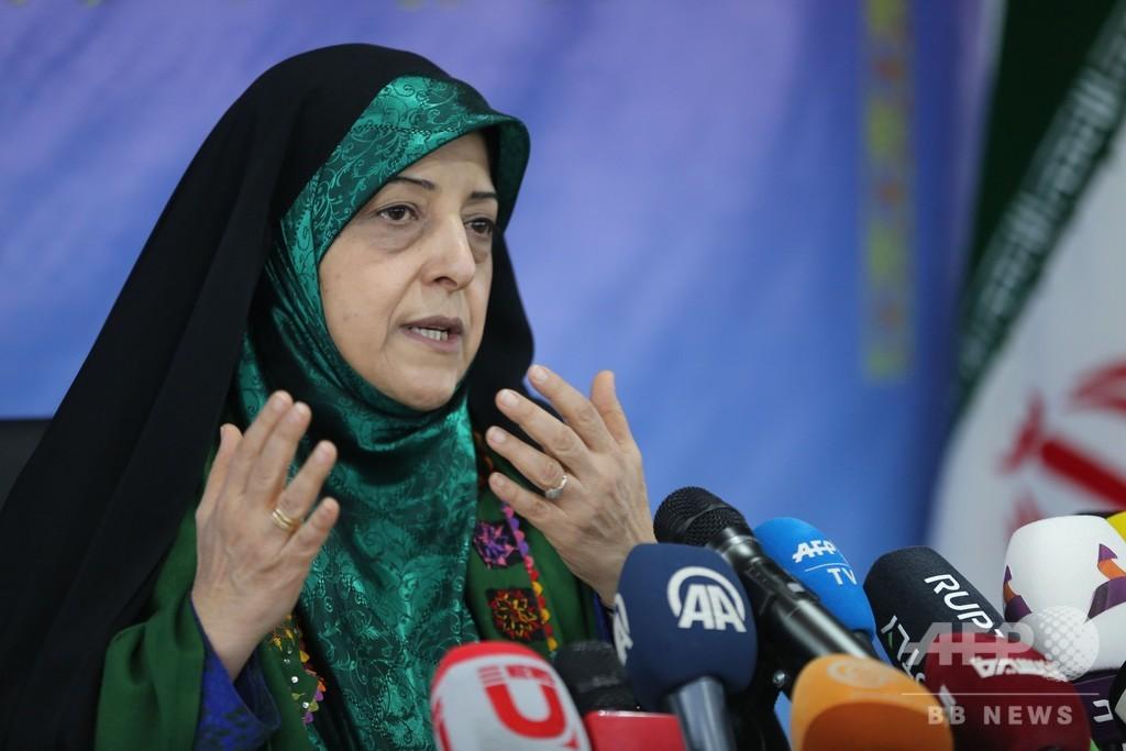 副大統領も感染 イランで新型コロナ拡大、死者26人に