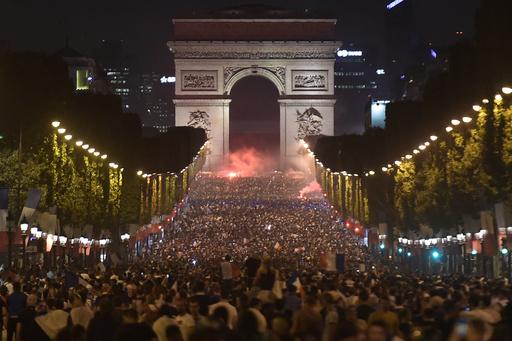 【特集】AFPのベストショット:7月7~13日