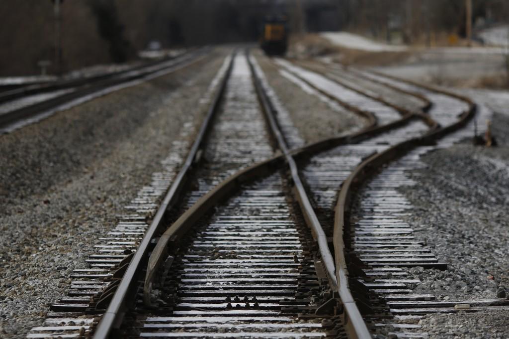 有害物質運ぶ列車が脱線・炎上、住民5000人避難 米テネシー州