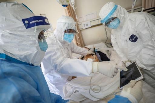中国、回復者に献血呼び掛け 血漿で新型コロナ患者治療