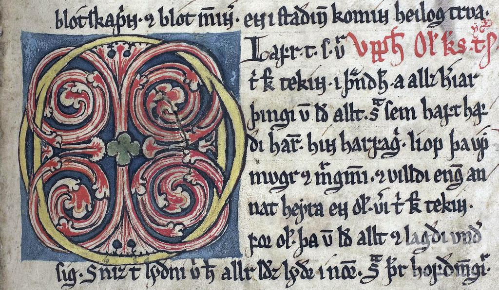 中世北欧の写本コレクション、アイスランドがデンマークに返還要求