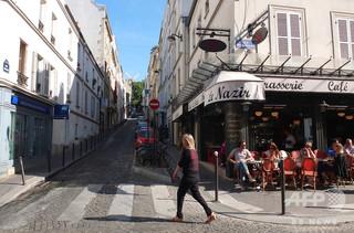 セクハラした男が逆ギレ、路上で女性殴る フランスで動画波紋