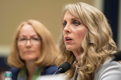 米体操連盟トップが議会で謝罪、元医師の性的虐待事件で