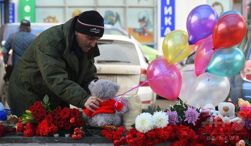 モスクワ女児斬首事件、国営テレビ報じず物議