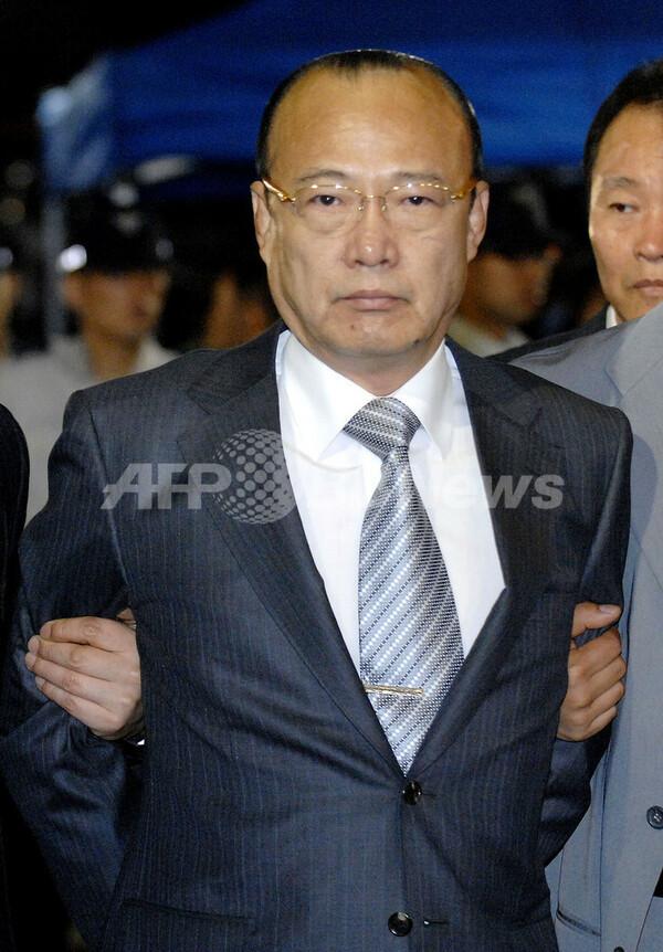 韓国財閥ハンファ・グループ会長に懲役1年6月
