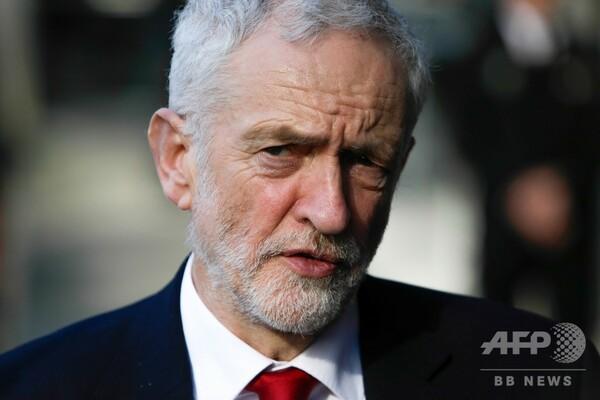 英労働党首、EU関税同盟残留の新提案へ 否決なら再度の国民投票を支持