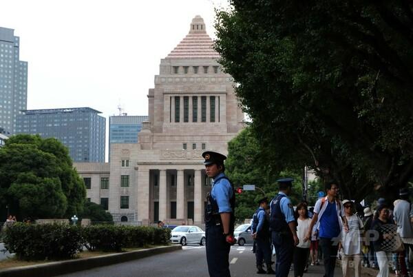 安保関連法成立、反対派は抗議継続 豪・比は歓迎 中国は懸念