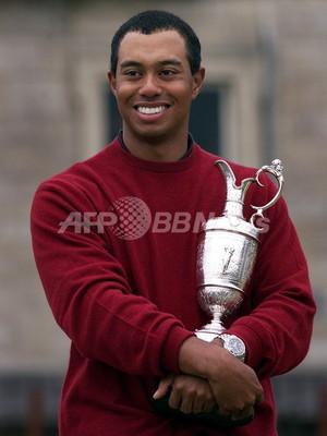 【写真特集】全英オープン歴代優勝者、2000年以降