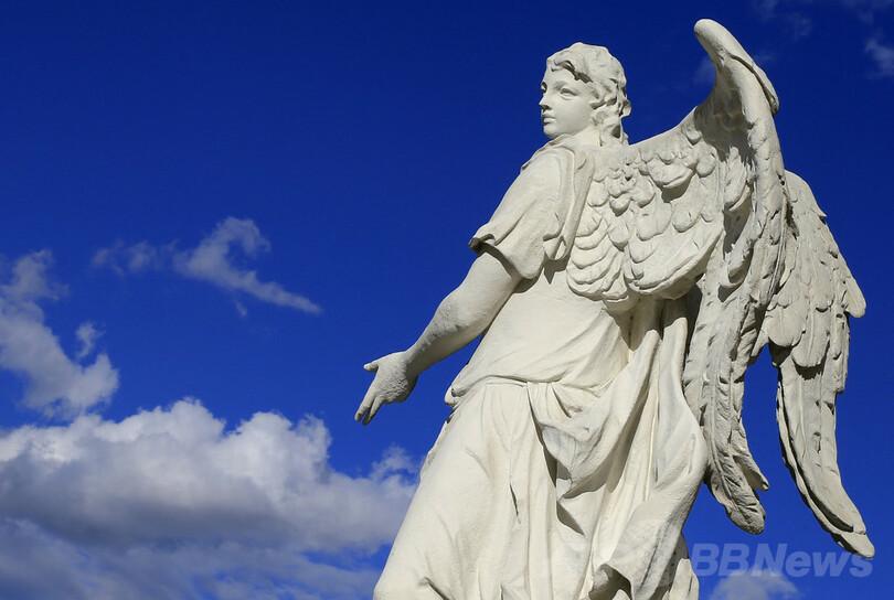天使に翼はない」、カトリック天使学者の見解 写真1枚 国際ニュース ...