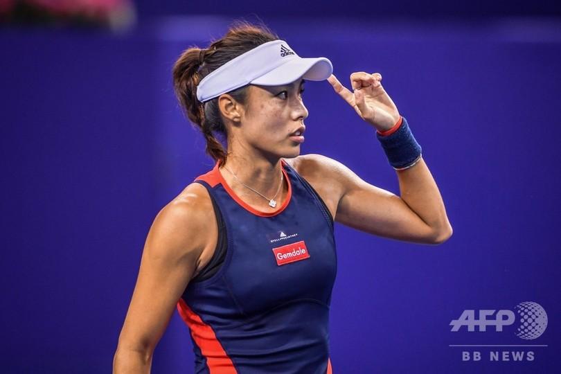 WTAツアーは「試合が多すぎる」、大躍進の中国選手が嘆き