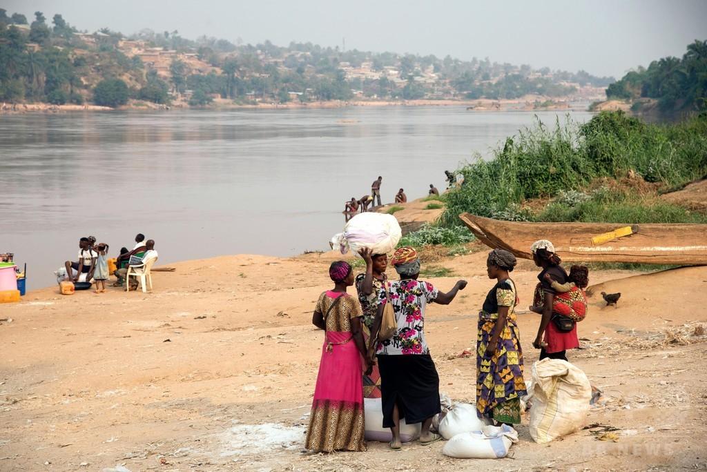 土砂崩れで最大で250人死亡の恐れ コンゴ民主共和国