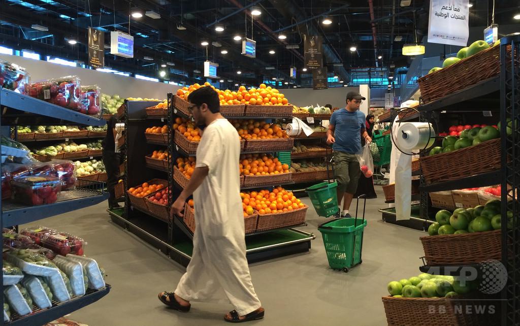 カタール、WTOに申し立て サウジなど4か国が「違法に包囲」