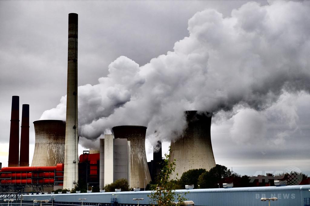 石炭火力の粉じんによる死者、EUで年間2万3000人