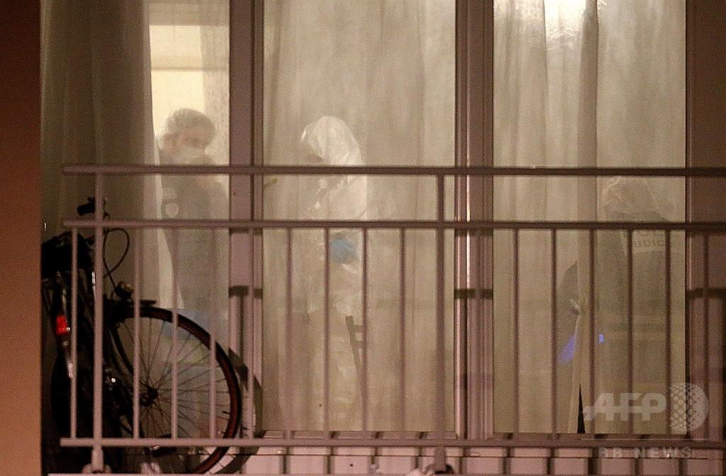 仏北東部ランスに対テロ部隊、パリ銃撃犯追跡で