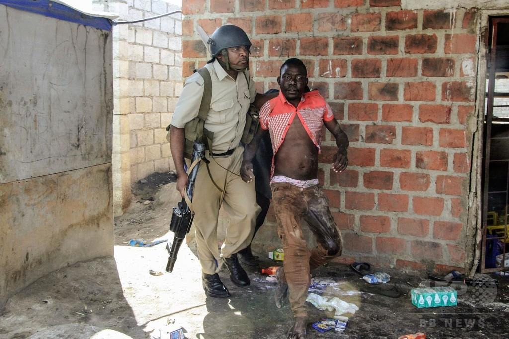 ザンビアで「儀式殺人」めぐり暴動、200人余逮捕